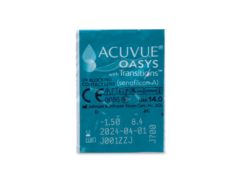 Acuvue Oasys with Transitions (6 čoček) -