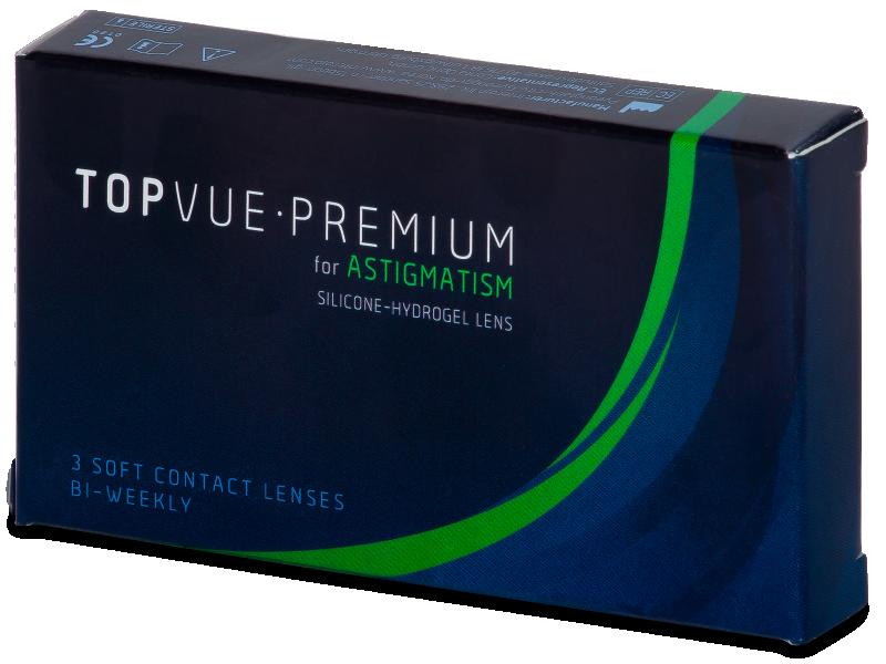 Premium for Astigmatism (3 čočky)