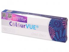 Barevné kontaktní čočky - ColourVue One Day TruBlends - dioptrické (10 čoček)