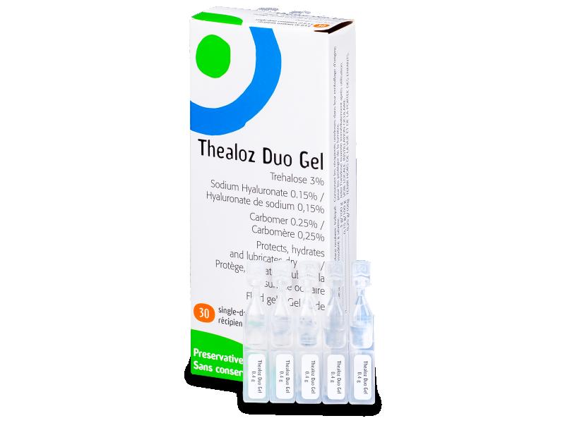 Oční kapky Thealoz Duo Gel 30 x 0,4 g