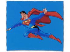 Příslušenství - Čistící hadřík na brýle - Superman