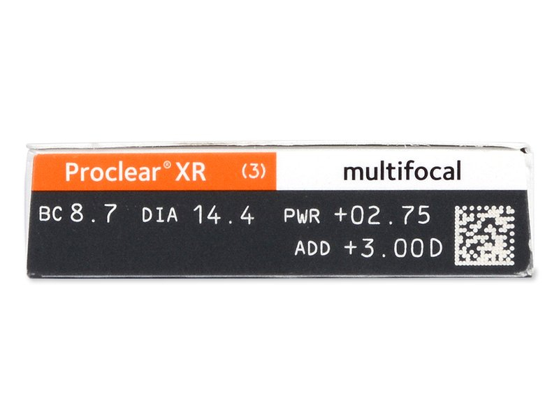 Proclear Multifocal XR (6 čoček) -