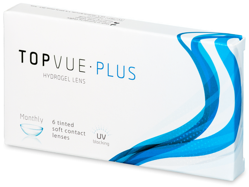 TopVue Plus 6 čoček