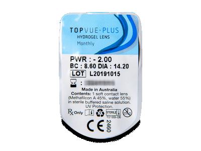 TopVue Plus (6 čoček) -