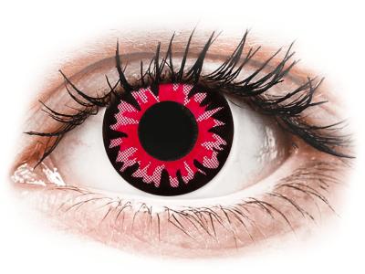 ColourVUE Crazy Lens - Volturi - nedioptrické jednodenní (2 čočky)