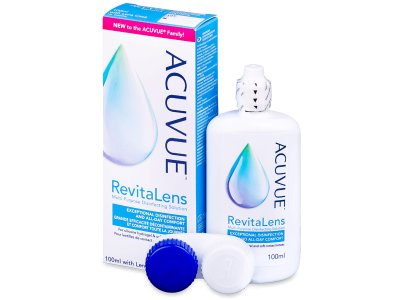 Roztok Acuvue RevitaLens 100 ml