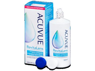 Roztok Acuvue RevitaLens 360 ml