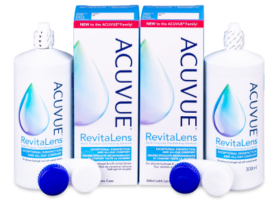 Roztok Acuvue RevitaLens 2x 300 ml