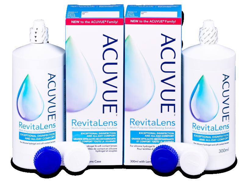 Acuvue RevitaLens 2x 300 ml