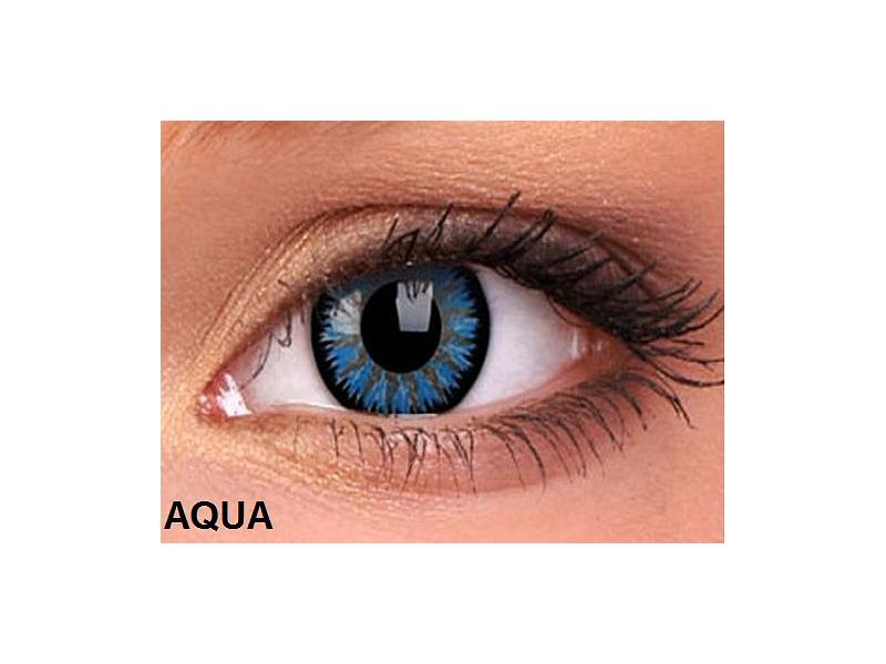ColourVUE - Glamour (2čočky) - Aqua
