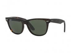 Čtvercové sluneční brýle - Ray-Ban Original Wayfarer RB2140 - 902