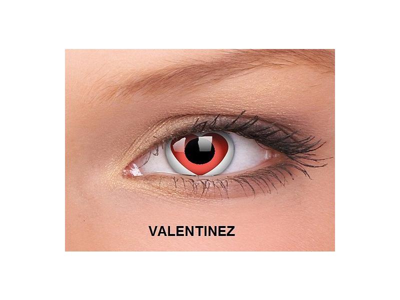 Crazy ColourVUE (2čočky) - Valentinez