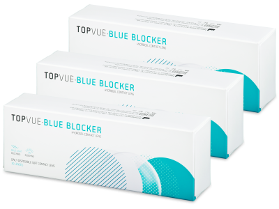 TopVue Blue Blocker (90 čoček)