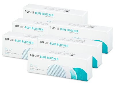 TopVue Blue Blocker (180 čoček)