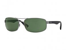 Obdélníkové sluneční brýle - Ray-Ban RB3445 - 004