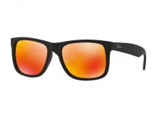 Čtvercové sluneční brýle - Ray-Ban Justin RB4165 - 622/6Q