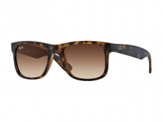 Čtvercové sluneční brýle - Ray-Ban Justin RB4165 - 710/13