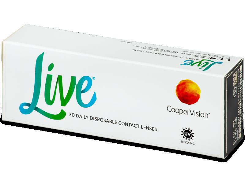 Live Daily Disposable (30 čoček)