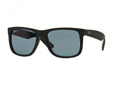 Čtvercové sluneční brýle - Ray-Ban Justin RB4165 - 622/2V POL