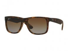 Čtvercové sluneční brýle - Ray-Ban Justin RB4165 - 865/T5 POL