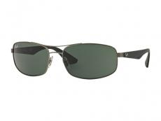 Obdélníkové sluneční brýle - Ray-Ban RB3527 - 029/71