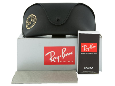 Ray-Ban RB3527 - 029/9A POL  - Preview pack (illustration photo)