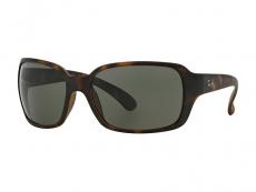Obdélníkové sluneční brýle - Ray-Ban RB4068 - 894/58 POL