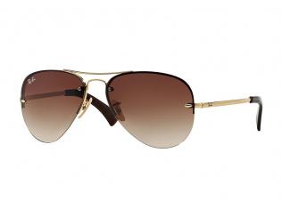 Sluneční brýle Pilot - Ray-Ban RB3449 - 001/13