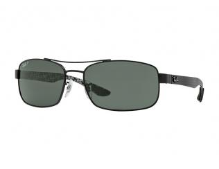 Obdélníkové sluneční brýle - Ray-Ban RB8316 - 002/N5