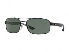 Obdélníkové sluneční brýle - Ray-Ban RB8316 - 002