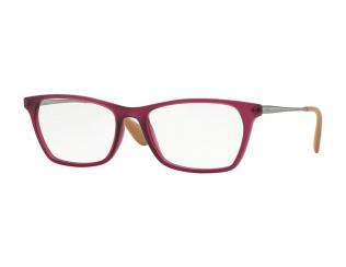 Čtvercové brýlové obroučky - Ray-Ban RX7053 - 5526