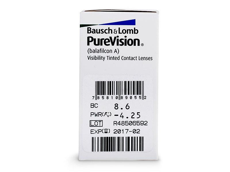 PureVision (6čoček) -