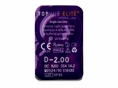 TopVue Elite+ (30 čoček) -