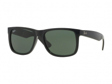 Čtvercové sluneční brýle - Ray-Ban Justin RB4165 - 601/71
