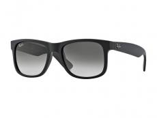 Čtvercové sluneční brýle - Ray-Ban Justin RB4165 - 601/8G