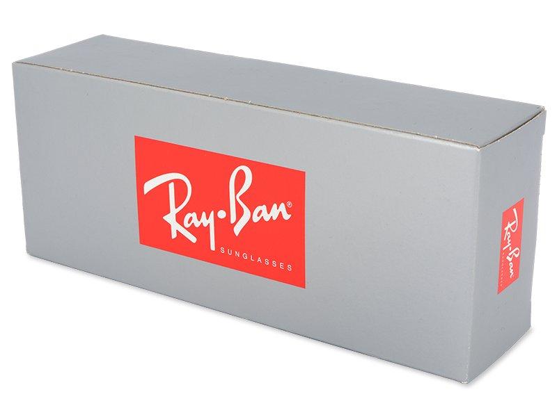 d4031d019 Ray-Ban Justin RB4165 - 601/8G - Original box