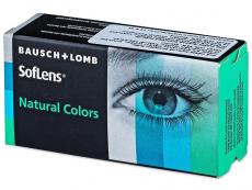 Kontaktní čočky Bausch and Lomb - SofLens Natural Colors - nedioptrické (2čočky)