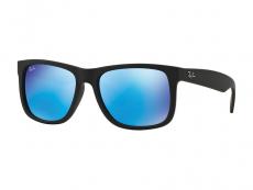 Čtvercové sluneční brýle - Ray-Ban Justin RB4165 - 622/55