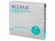 Kontaktní čočky Johnson and Johnson - Acuvue Oasys 1-Day (90 čoček)