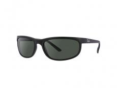 Obdélníkové sluneční brýle - Ray-Ban RB2027 - W1847