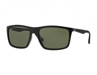 Obdélníkové sluneční brýle - Ray-Ban RB4228 - 601/9A