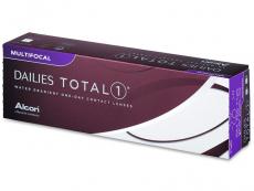 Jednodenní kontaktní čočky - Dailies TOTAL1 Multifocal (30 čoček)