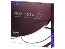 Jednodenní kontaktní čočky - Dailies TOTAL1 Multifocal (90 čoček)