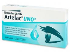 Oční kapky - Zvlhčující oční kapky Artelac UNO 30 x 0,6 ml