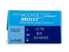 1 Day Acuvue Moist (30čoček) -
