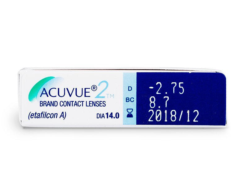 Acuvue 2 (6čoček) -
