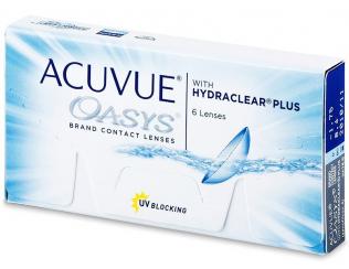 Kontaktní čočky Acuvue Oasys (6čoček)