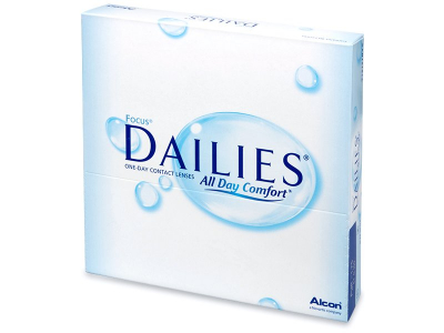 Focus Dailies All Day Comfort (90 čoček)