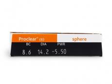Proclear Compatibles Sphere (6čoček) -