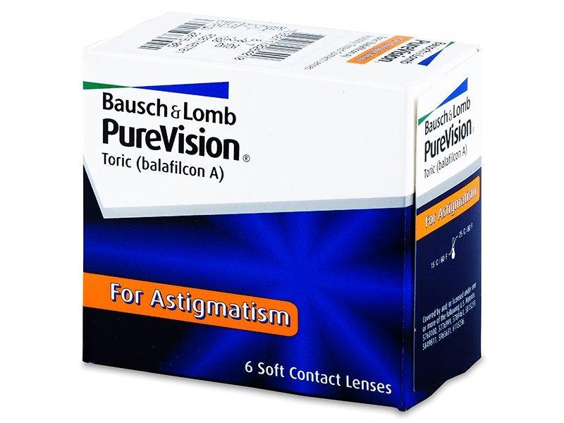 PureVision Toric (6čoček) -